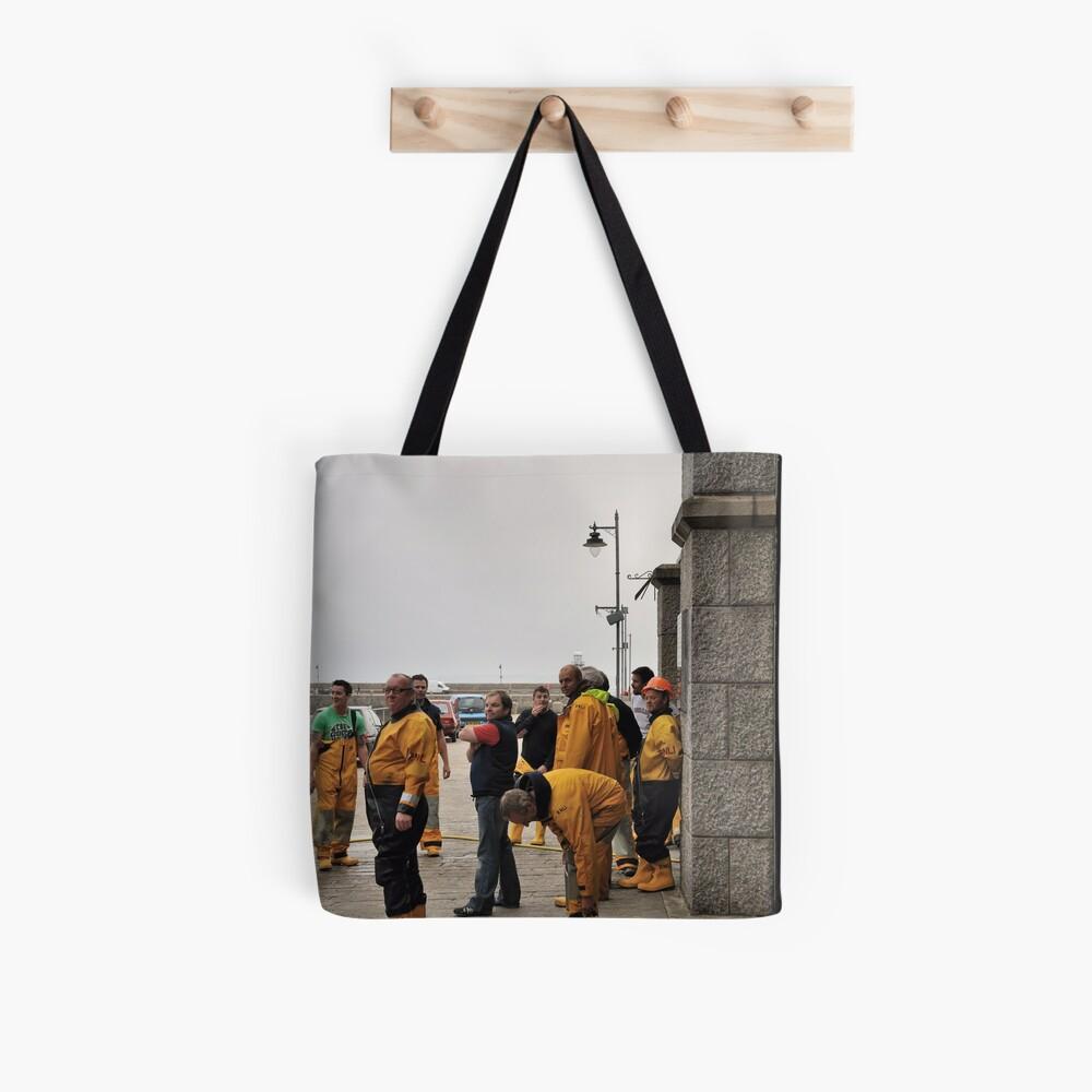 Lifeboat Crew Tote Bag