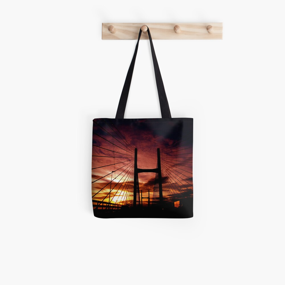 The Road To Swansea Tote Bag