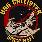Space Fleet USS Callister by McPod