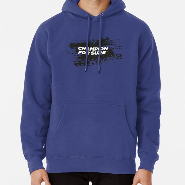 CHAMPION For Sure Motorsport T-Shirt Pullover Hoodie