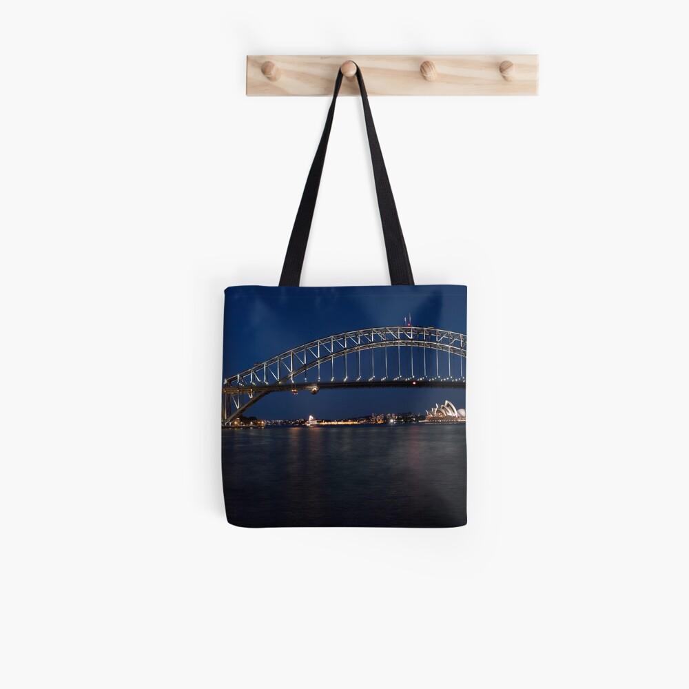 Sydney by Night. Tote Bag