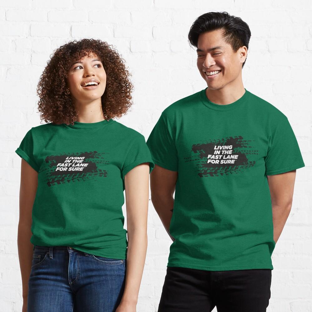 FAST LANE For Sure Motorsport T-Shirt Classic T-Shirt