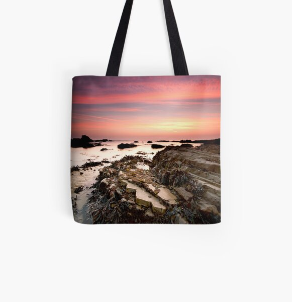 Patio All Over Print Tote Bag