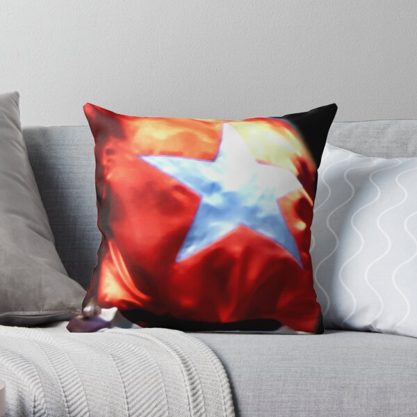 Casak 9 Throw Pillow