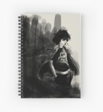 I am not like the other one, I have no place Spiral Notebook