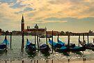 Gondolas by Daniel H Chui