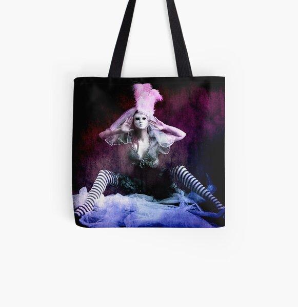 Venetian Lure All Over Print Tote Bag