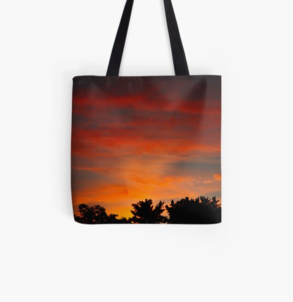 The Beacon All Over Print Tote Bag