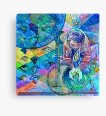Earth Love Canvas Print