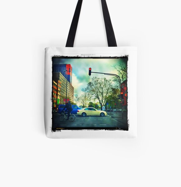 Cologne Street #1 All Over Print Tote Bag