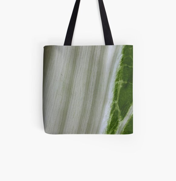 growing green All Over Print Tote Bag