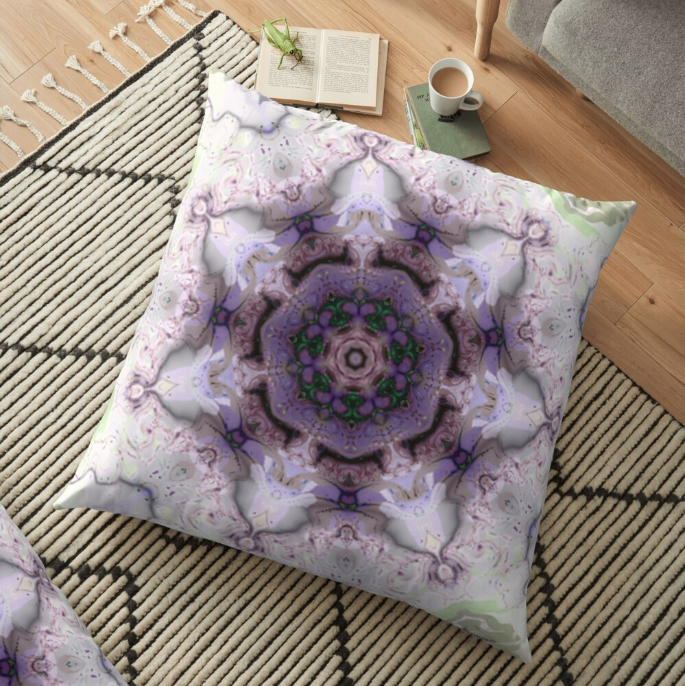 Lacey Floor Pillow