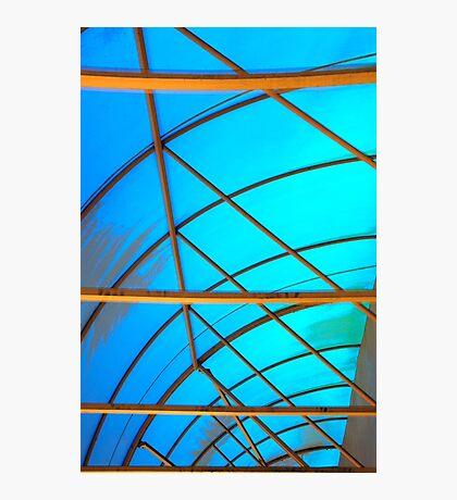 Over, Under, Sideways, Down  Photographic Print