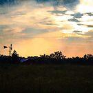 Sundown in the South by Jennifer Potter