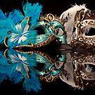 Masks by Kate Newton