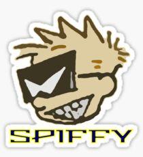 Spiffy Sticker