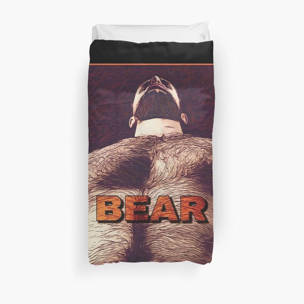 Bear (Art) Duvet Cover