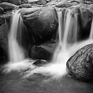 Bloody Bridge Waterfall  by Jonny Andrews