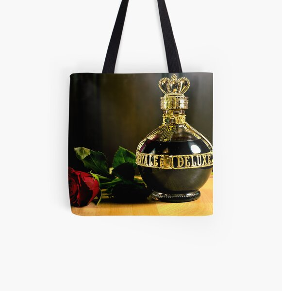 Golden Royale Delux All Over Print Tote Bag