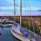 Donaghadee Marina by Jonny Andrews