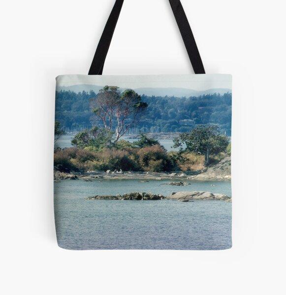 Masts Beyond All Over Print Tote Bag