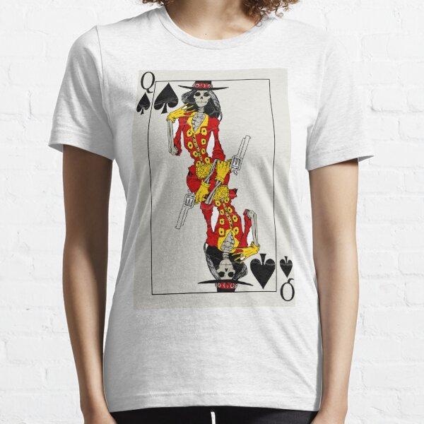 Queen of Spades Essential T-Shirt