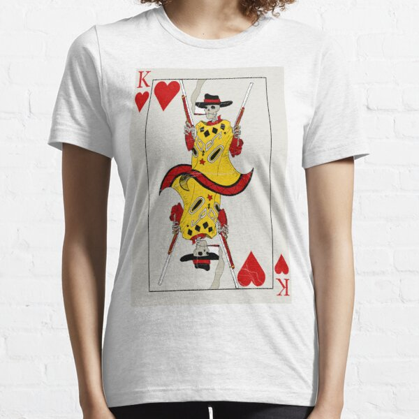 King of Hearts Essential T-Shirt