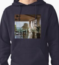 Stormy Weather Pullover Hoodie