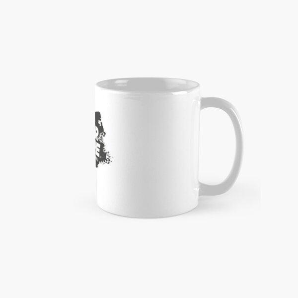 FOR SURE LOGO Mug BLACK/WHITE Classic Mug