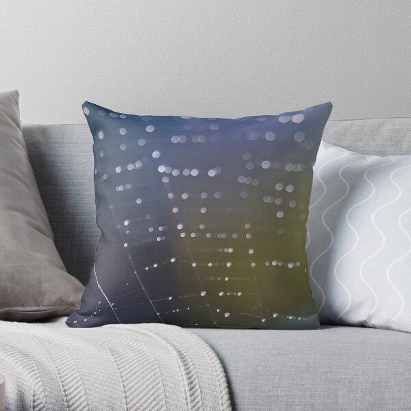 Starry Skies Throw Pillow