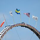 flags at the fair by rue2