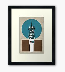 Birmingham BT Tower Framed Print