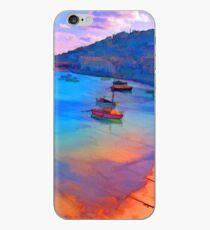 Mousehole Harbor, Cornwall - UK iPhone Case