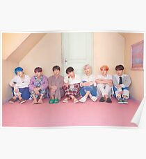 BTS JUNGE MIT LUV Poster