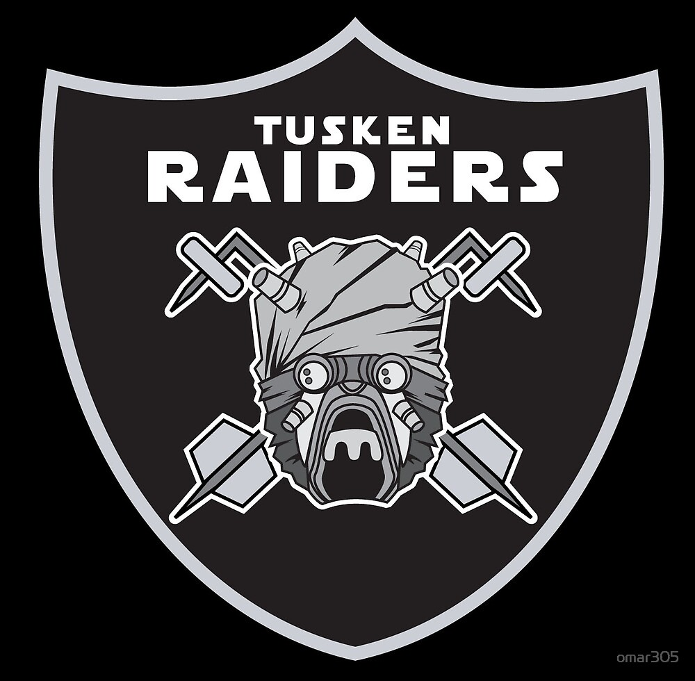 Quot Tusken Raiders Logo Quot By Omar305 Redbubble