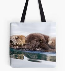 Otterly Adorable! Tote Bag