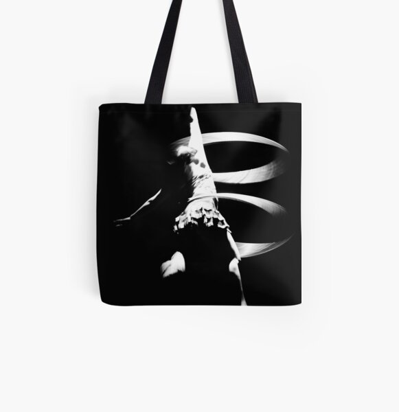 Hanging On All Over Print Tote Bag