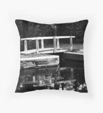 Point Pleasant Park - Halifax Throw Pillow