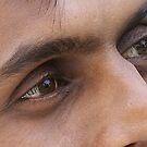 Eyes by Gilberte