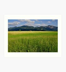 Germany. Countryside. 17. Art Print