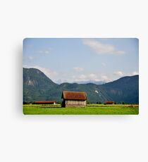 Countryside. Germany. 29. Canvas Print