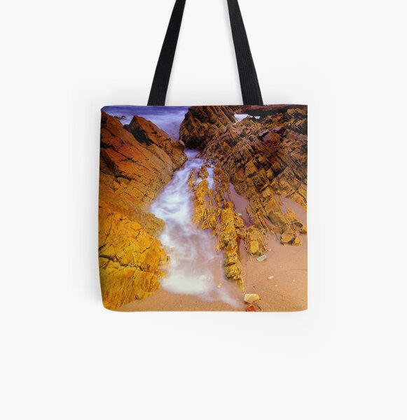 """""""The Gutter"""" All Over Print Tote Bag"""