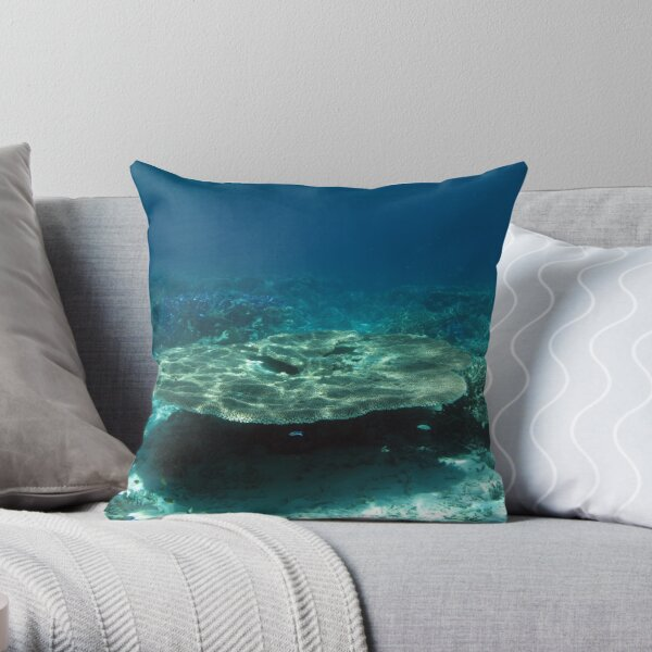 The King's Table Throw Pillow