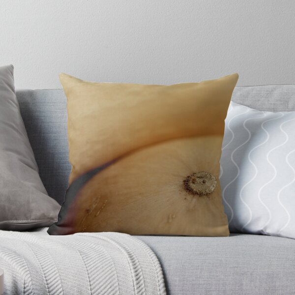 couple shapes Throw Pillow