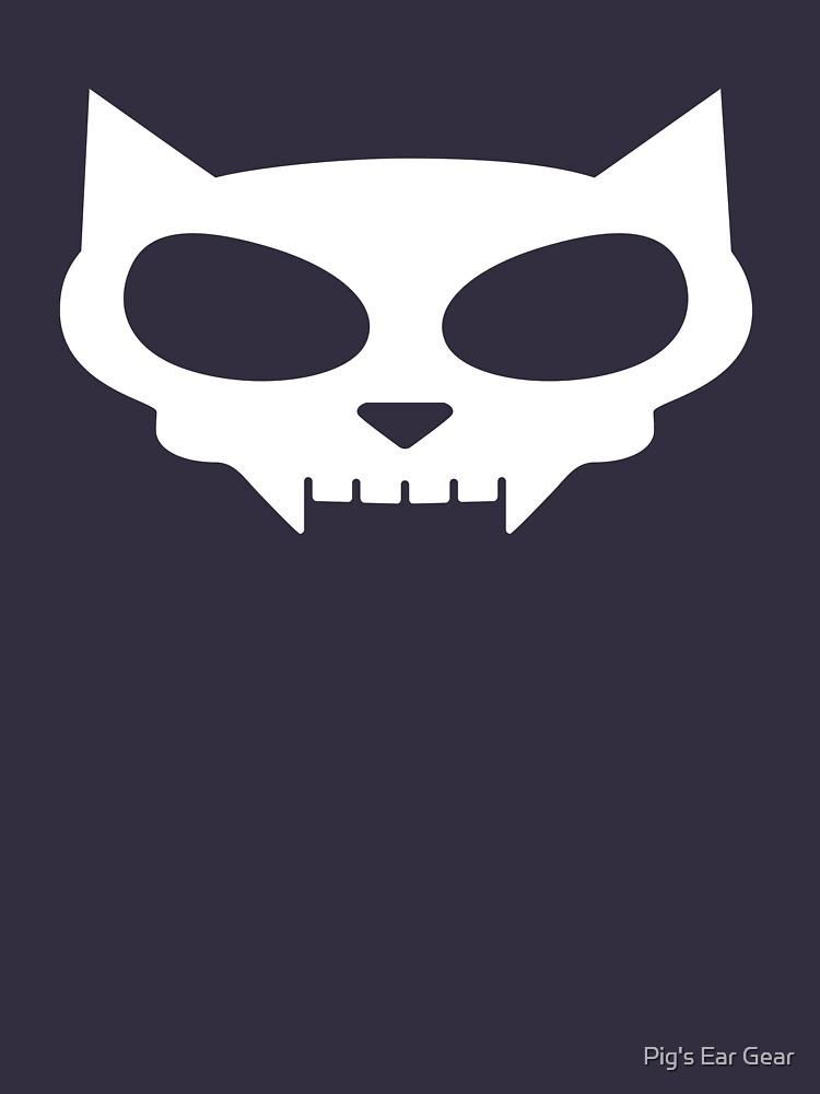 Cat Skull by adorman