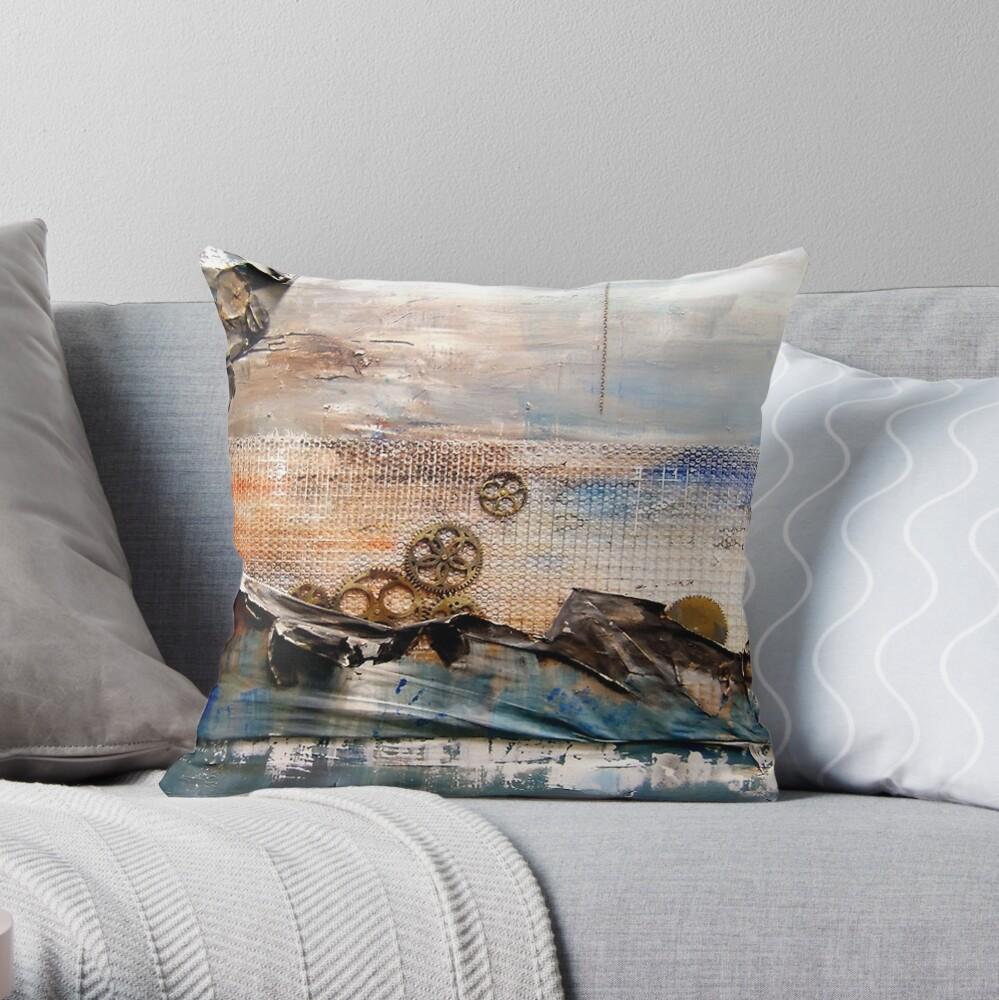 Epicycle Throw Pillow