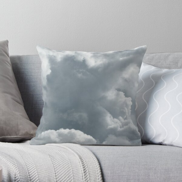 The Birth of Dumbo Throw Pillow