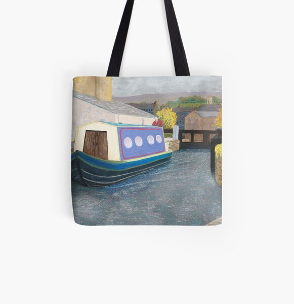 five more to go All Over Print Tote Bag