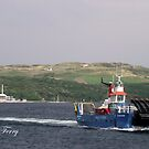 Port Askaig  to Feolin , Jura Ferry by Alexander Mcrobbie-Munro