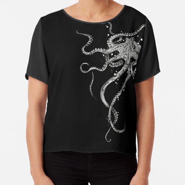 Octopus Chiffon Top